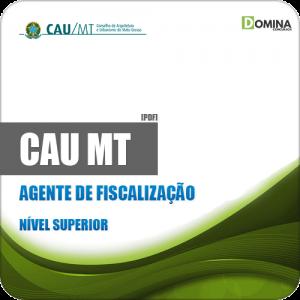 Apostila Concurso CAU MT 2019 Agente de Fiscalização