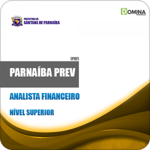 Apostila Concurso Parnaíba PREV PI 2019 Analista Financeiro