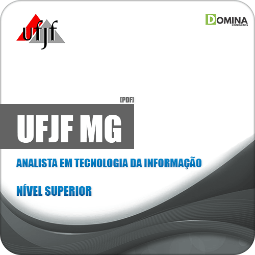 Apostila UFJF 2019 Analista em Tecnologia da Informação