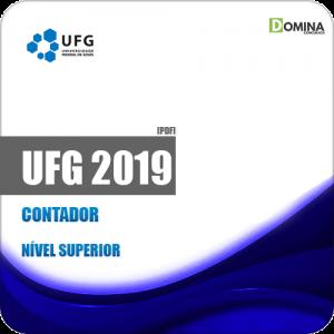 Apostila Concurso Público UFG 2019 Contador