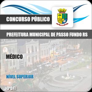Apostila Concurso Pref Passo Fundo RS 2019 Médico