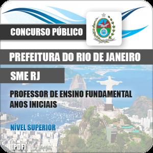Apostila SME RIO 2019 Prof Ensino Fundamental Anos Iniciais