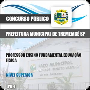 Apostila Pref Tremembé SP 2019 Professor Educação Física