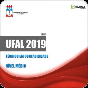 Apostila Concurso UFAL 2019 Técnico em Contabilidade