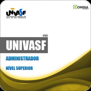 Apostila Concurso Público UNIVASF 2019 Administrador