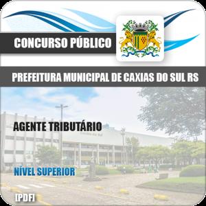 Apostila Concurso Pref Caixas do Sul RS 2019 Agente Tributário