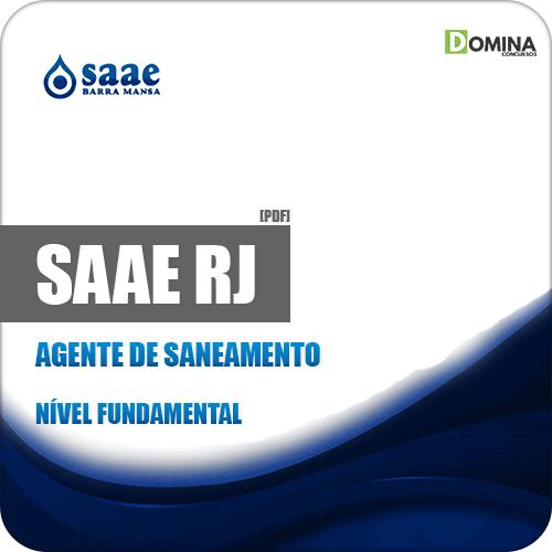 Apostila SAAE de Barra Mansa RJ 2019 Agente de Saneamento
