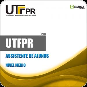 Apostila Concurso Público UFTPR 2019 Assistente de Alunos