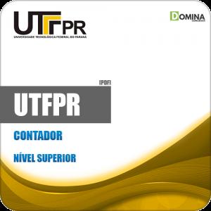 Apostila Concurso Público UFTPR 2019 Contador