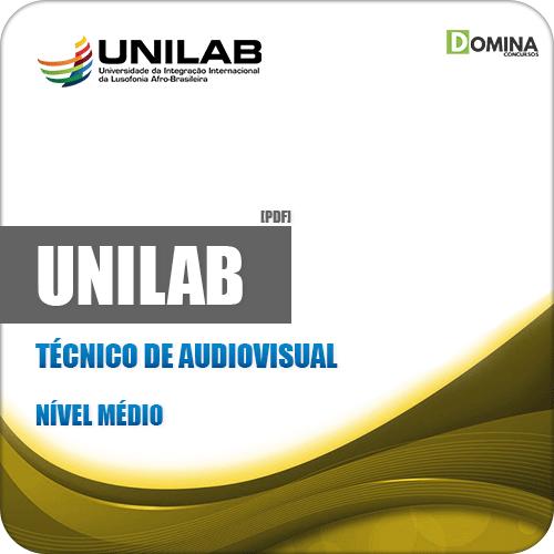 Apostila Concurso Público UNILAB 2019 Técnico de Audiovisual
