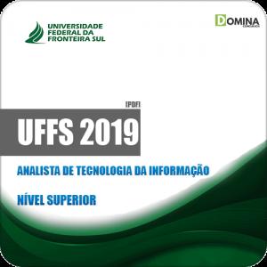 Apostila UFFS 2019 Analista de Tecnologia da Informação