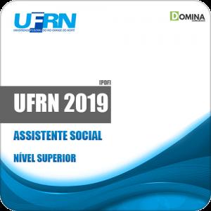 Apostila Concurso Público UFRN 2019 Assistente Social