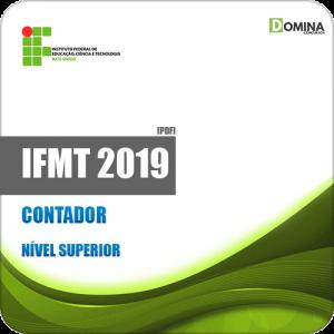 Apostila Concurso Público IFMT 2019 Contador