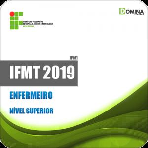 Apostila Concurso Público IFMT 2019 Enfermeiro