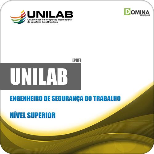 Apostila UNILAB 2019 Engenheiro de Segurança do Trabalho