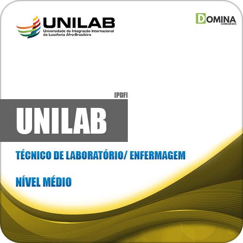 Apostila UNILAB 2019 Técnico de Laboratório Enfermagem