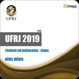 Apostila Concurso UFRJ 2019 Técnico em Radiologia Geral