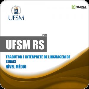 Apostila UFSM RS 2019 Tradutor e Intérprete de Linguagem de Sinais