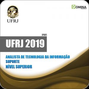Apostila UFRJ 2019 Analista Tecnologia Informação Suporte