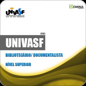 Apostila Concurso UNIVASF 2019 Bibliotecário Documentalista