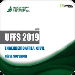 Apostila Concurso Público UFFS 2019 Engenheiro Área Civil