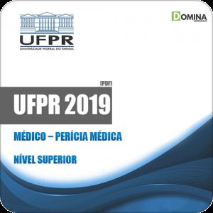 Apostila Concurso UFPR 2019 Médico Perícia Médica