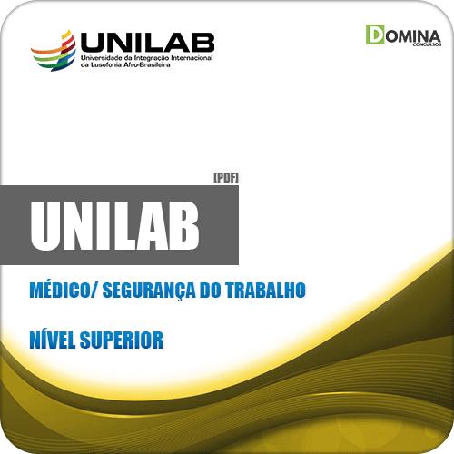 Apostila Concurso UNILAB 2019 Médico Segurança do Trabalho