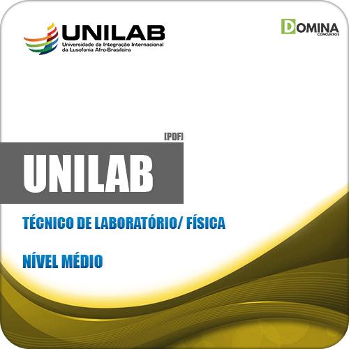 Apostila Concurso UNILAB 2019 Técnico de Laboratório Física