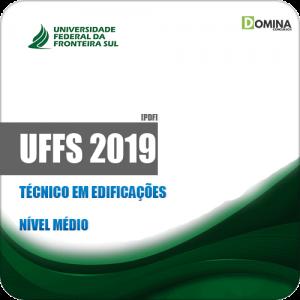 Apostila Concurso Público UFFS 2019 Técnico em Edificações