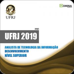 Apostila UFRJ 2019 Analista Tecnologia Informação Desenvolvimento