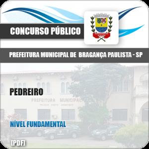 Apostila Concurso Pref Bragança Paulista SP 2019 Pedreiro
