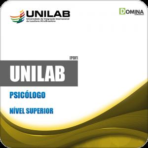 Apostila Concurso Público UNILAB 2019 Psicólogo