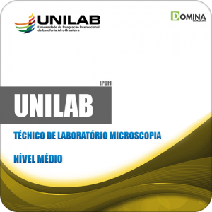 Apostila UNILAB 2019 Técnico de Laboratório Microscopia