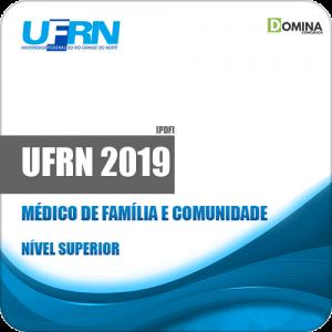Apostila Concurso UFRN 2019 Médico de Família e Comunidade