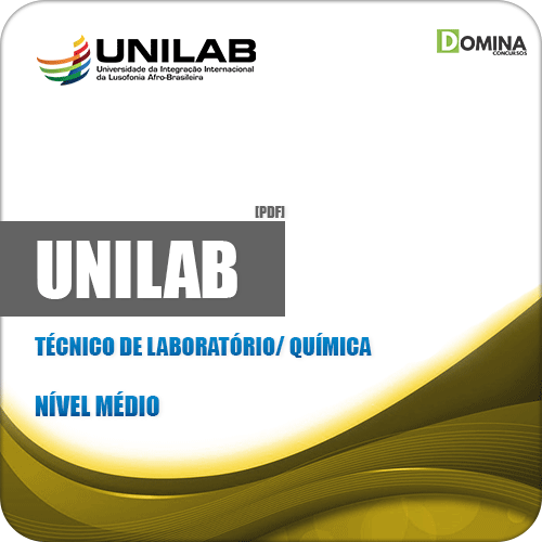 Apostila Concurso UNILAB 2019 Técnico de Laboratório Química