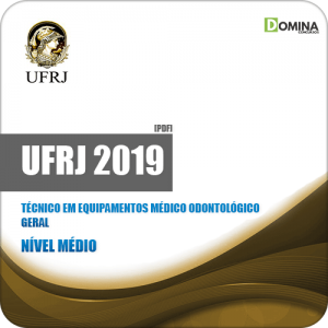 Apostila UFRJ 2019 TEC Equipamentos Médico Odontológico Geral