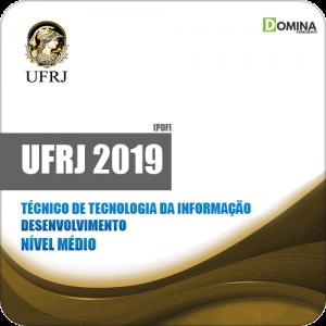 Apostila UFRJ 2019 TEC Tecnologia Informação Desenvolvimento