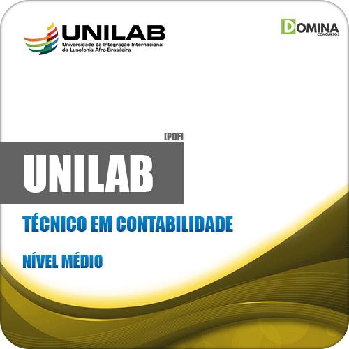 Apostila Concurso UNILAB 2019 Técnico em Contabilidade