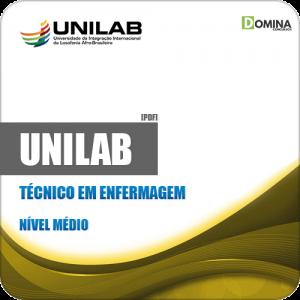 Apostila Concurso UNILAB 2019 Técnico em Enfermagem