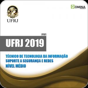 Apostila UFRJ 2019 TEC Tecnologia Informação SUP Segurança Redes