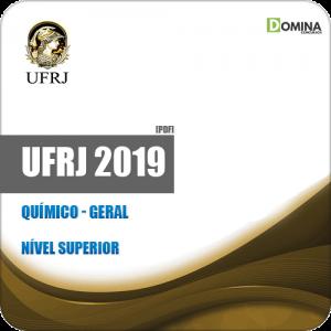 Apostila Concurso Público UFRJ 2019 Químico Geral