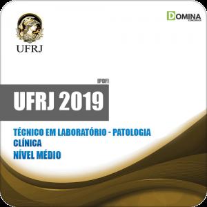 Apostila UFRJ 2019 Técnico em Laboratório Patologia Clínica