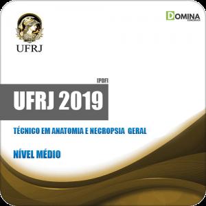 Apostila UFRJ 2019 Técnico em Anatomia e Necropsia Geral