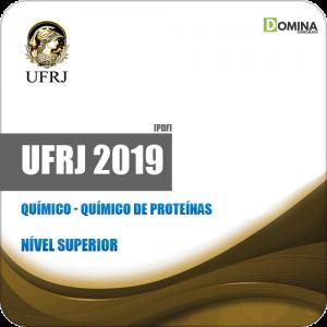 Apostila Concurso UFRJ 2019 Químico Químico de Proteínas