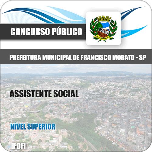 Apostila Pref Francisco Morato SP 2019 Assistente Social