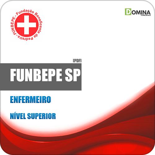 Apostila Concurso FUNBEPE Pedreira SP 2019 Enfermeiro