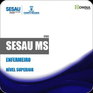 Apostila Concurso Público SESAU MS 2019 Enfermeiro