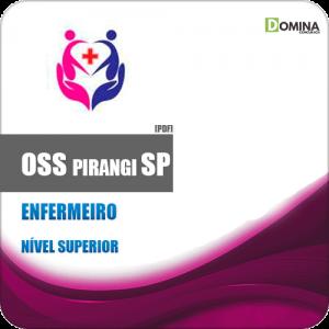 Apostila Concurso Público OSS Pirangi SP 2019 Enfermeiro