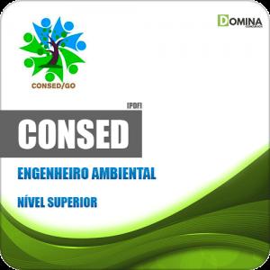 Apostila Concurso CONSED GO 2019 Engenheiro Ambiental