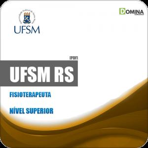 Apostila Concurso Público UFSM RS 2019 Fisioterapeuta
